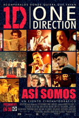 ONE DIRECTION: ASÍ SOMOS - ONE DIRECTION: THIS IS US
