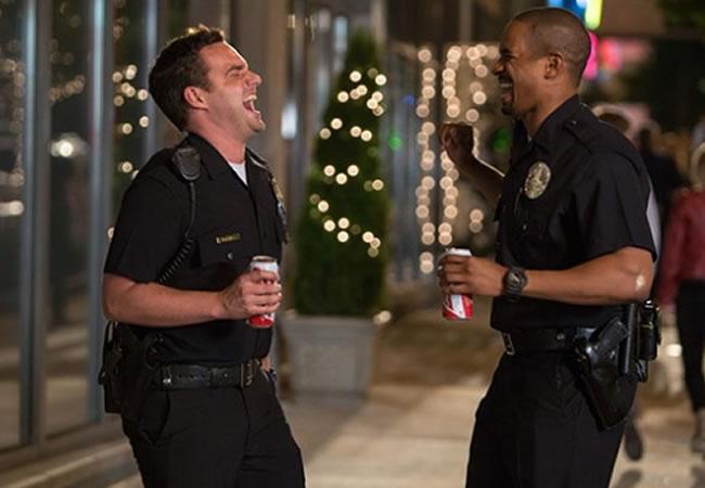 Agentes Del Desorden - Let U00b4s Be Cops - Cine