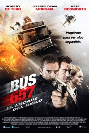 BUS 657, EL ESCAPE DEL SIGLO - Heist