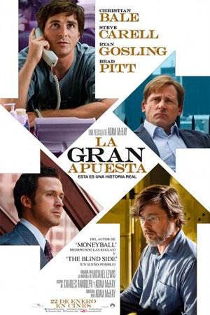 LA GRAN APUESTA - The Big Short