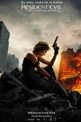 RESIDENT EVIL 6: CAPÍTULO FINAL - RESIDENT EVIL: THE FINAL CHAPTER