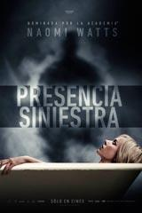PRESENCIA SINIESTRA - SHUT IN