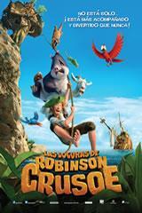 LAS LOCURAS DE ROBINSON CRUSOE - ROBINSON CRUSOE