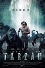 LA LEYENDA DE TARZÁN - The Legend Of Tarzan