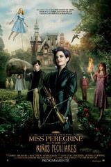 MISS PEREGRINE Y LOS NIÑOS PECULIARES - Miss Peregrine's Home for Peculiar Children
