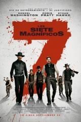 LOS SIETE MAGNÍFICOS - THE MAGNIFICENT SEVEN