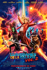 GUARDIANES DE LA GALAXIA VOL. 2 - GUARDIANS OF THE GALAXY VOL. 2