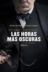 LAS HORAS MÁS OSCURAS - DARKEST HOUR