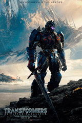 TRANSFORMERS EL ÚLTIMO CABALLERO - TRANSFORMERS: THE LAST KNIGHT