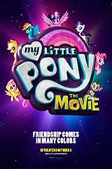 MY LITTLE PONY: LA PELÍCULA - MY LITTLE PONY: THE MOVIE