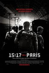 15:17 TREN A PARÍS - THE 15:17 TO PARIS