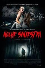 NOCHE SINIESTRA - HE IS OUT THERE
