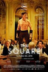 THE SQUARE, LA FARSA DEL ARTE - THE SQUARE