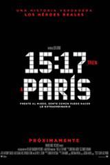 15:17 TREN A PARIS - 15:17 TREN A PARÍS