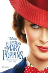 EL REGRESO DE MARY POPPINS - MARY POPPINS RETURNS