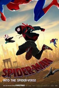 SPIDER - MAN: UN NUEVO UNIVERSO