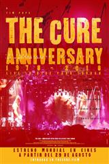 THE CURE - ANNIVERSARY: LIVE IN HYDE PARK