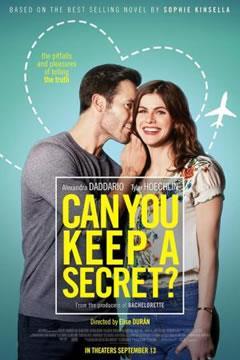 ¿CAN YOU KEEP A SECRET?