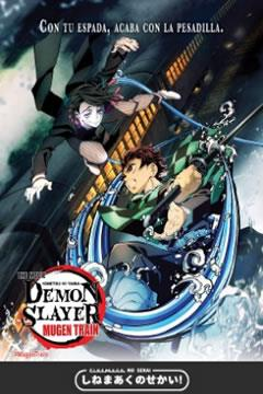 DEMON SLAYER: EL TREN INFINITO