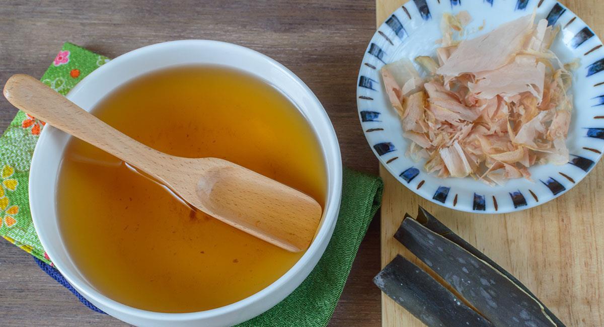 Dashi (Caldo japonés)