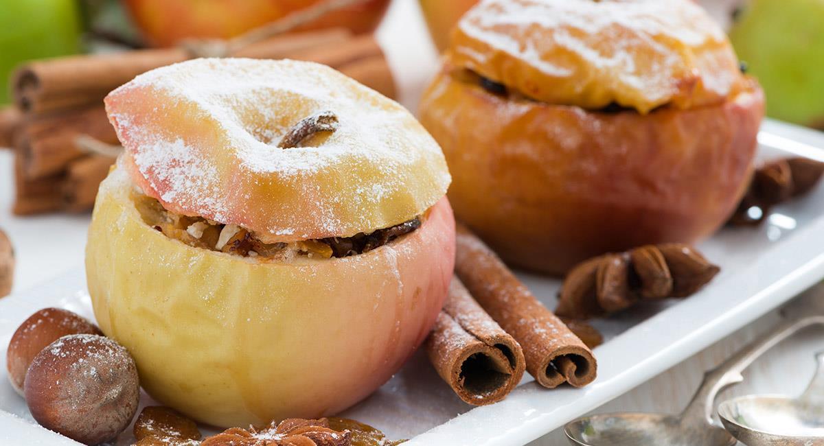Manzanas sorpresa