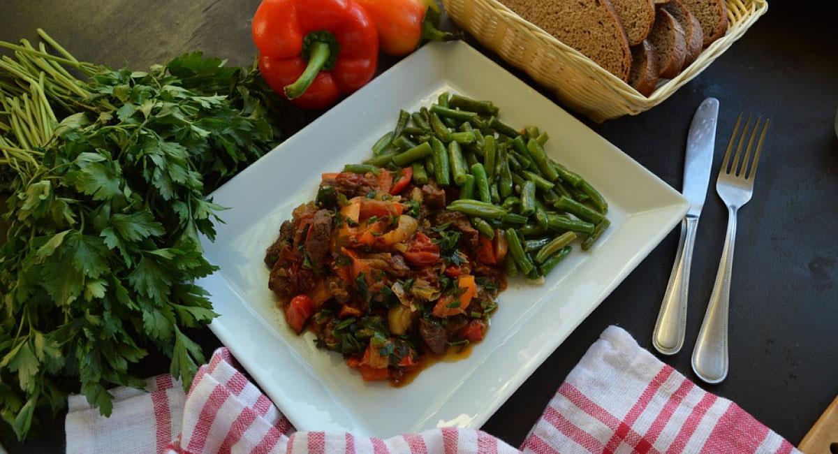 Verduras variadas calientes