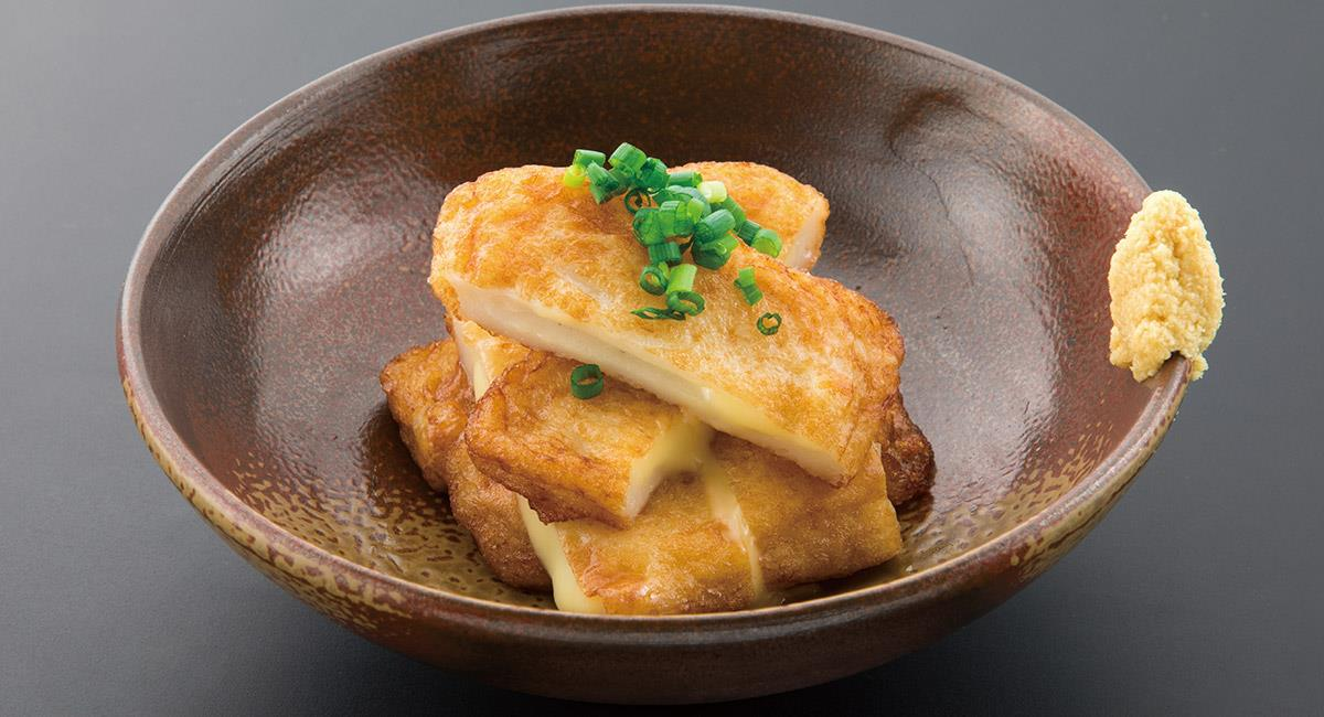 Tortilla de pescado seco
