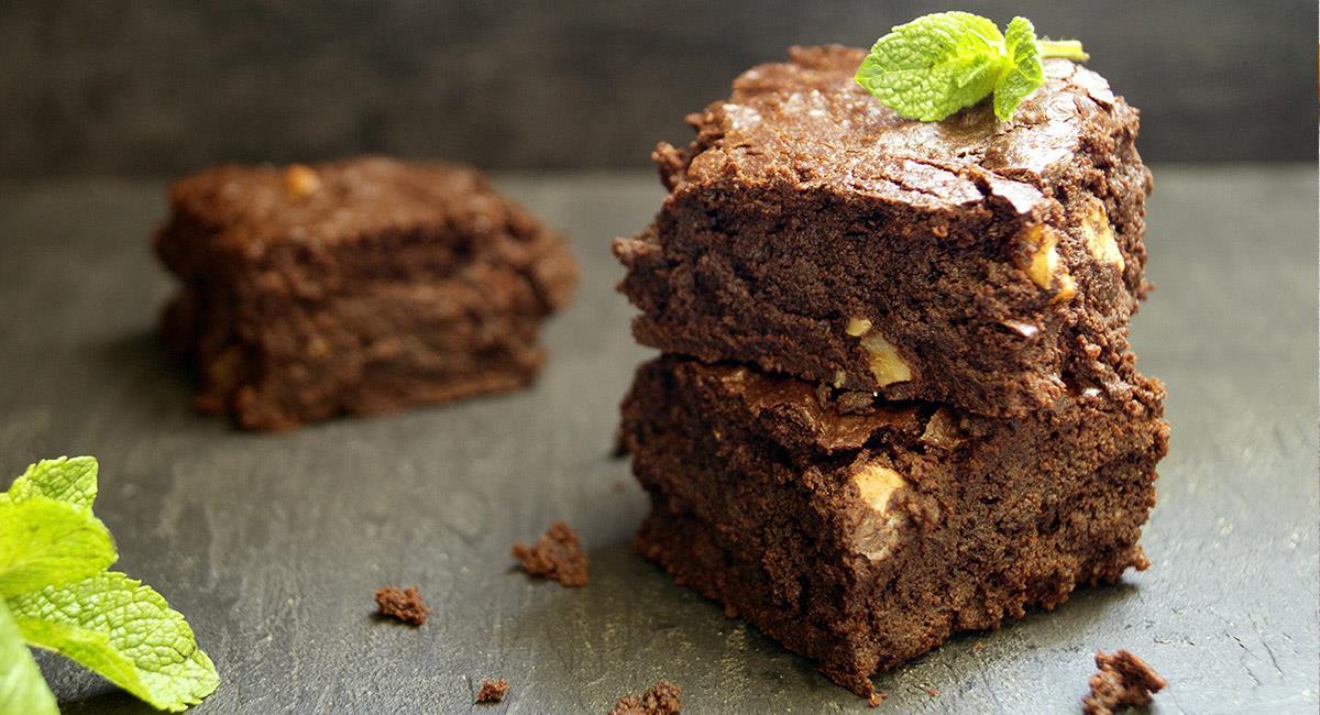 Barras de chocolate con nueces