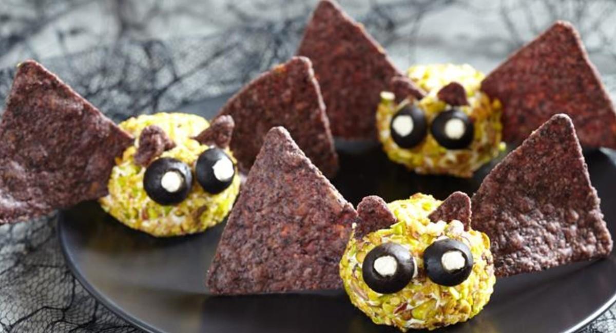 Murciélagos tenebrosos de queso