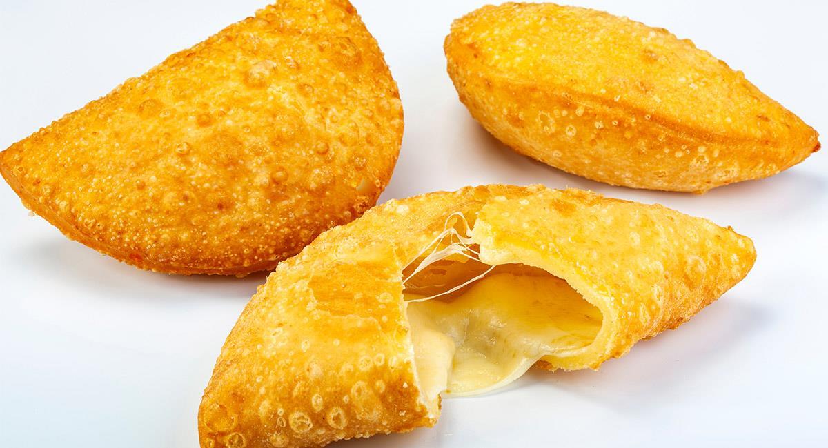 Empanadas de queso para api