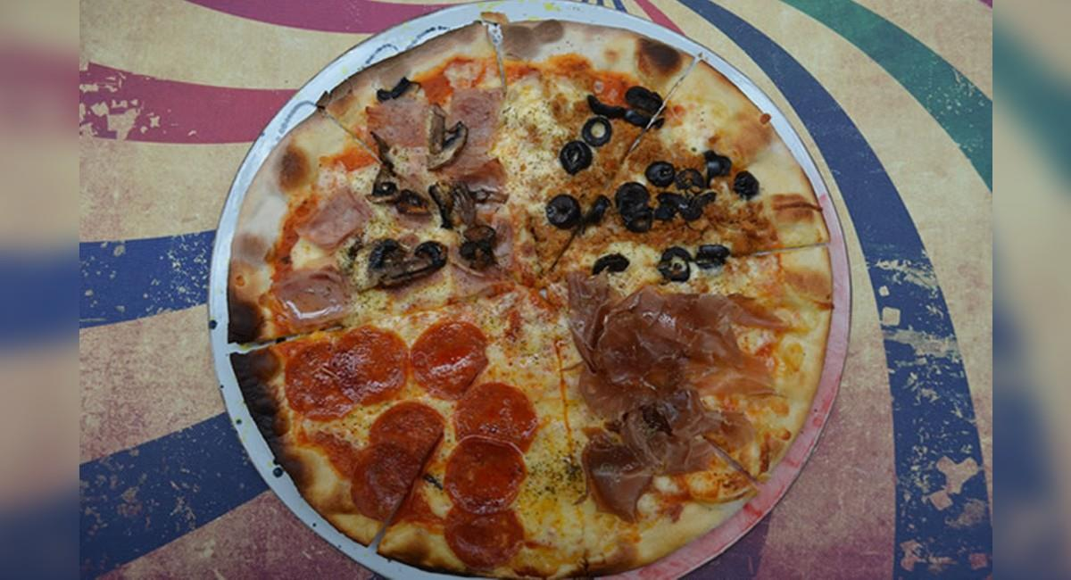 Pizza Meat Lover's