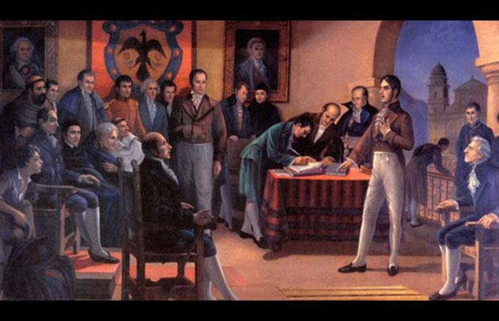 Historia Independencia de Colombia
