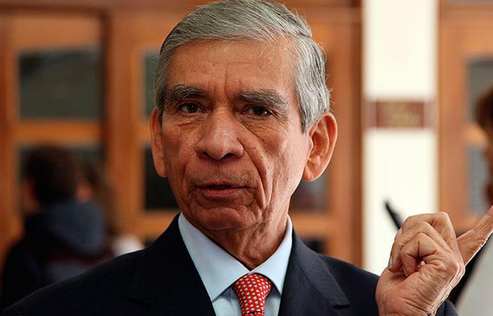 General (r) Jorge Enrique Mora