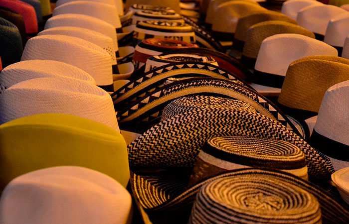 Sombreros de Colombia