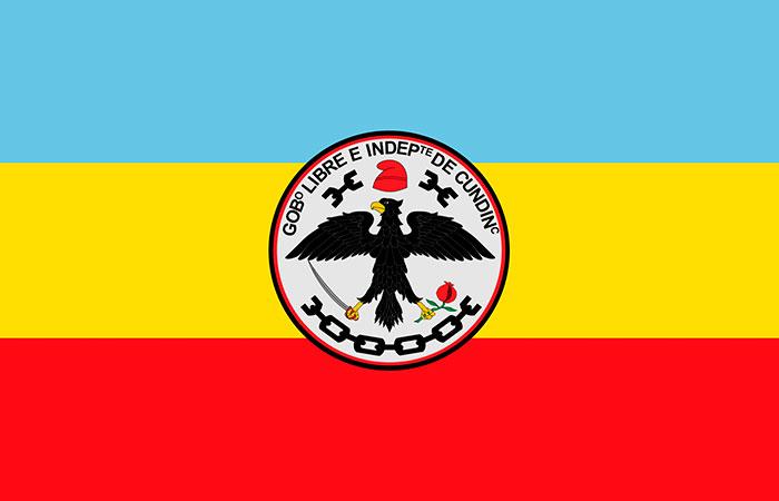 bandera Cundinamarca