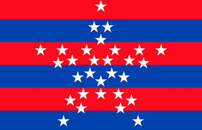 bandera Magdalena