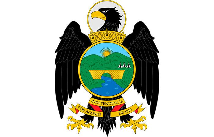 Escudo Boyacá