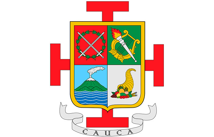 Escudo Cauca