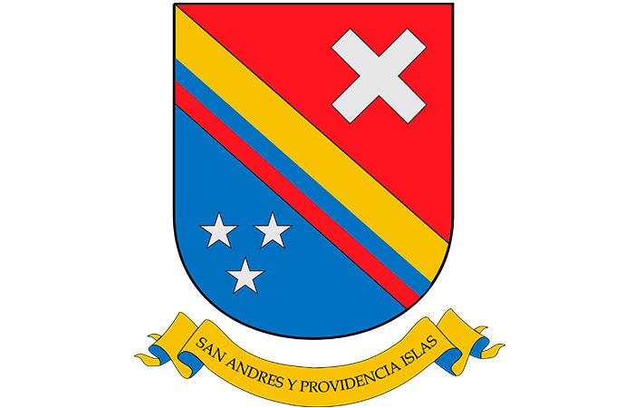 Escudo San Andrés y Providencia