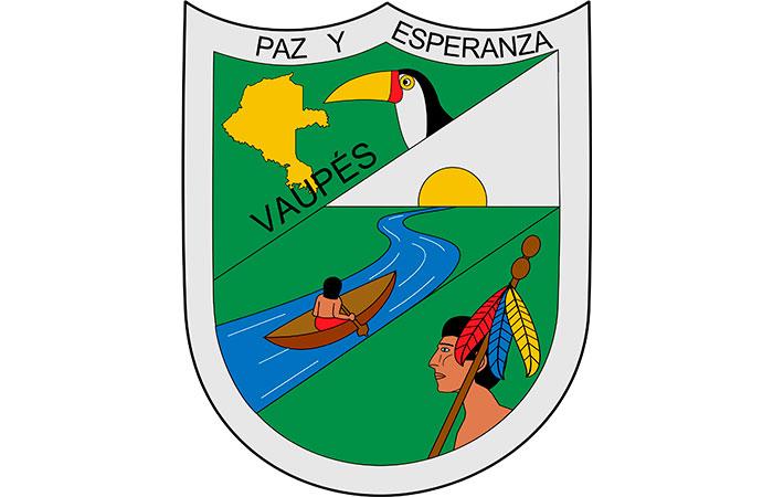 Escudo Vaupés