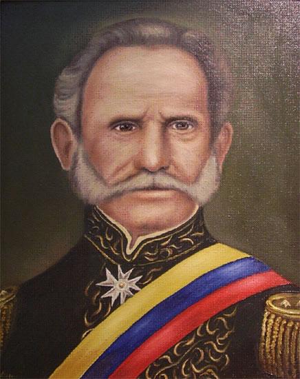 Tomás Cipriano de Mosquera y Arboleda
