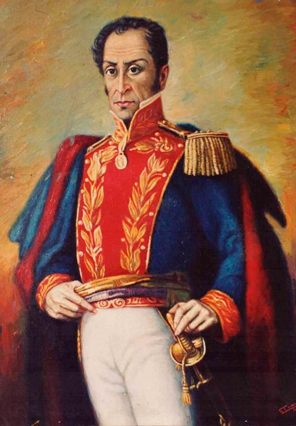 Simón Bolivar Presidentes De Colombia Historia De