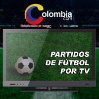 9f539e874543e Horarios partidos de hoy en TV - Fútbol