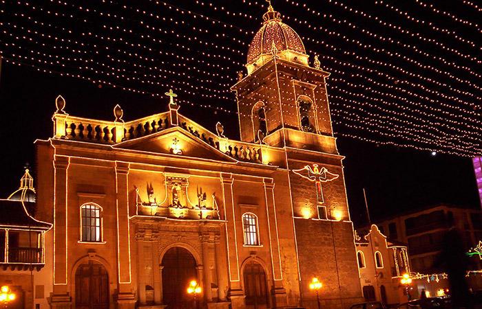 Iglesia Católica en Navidad
