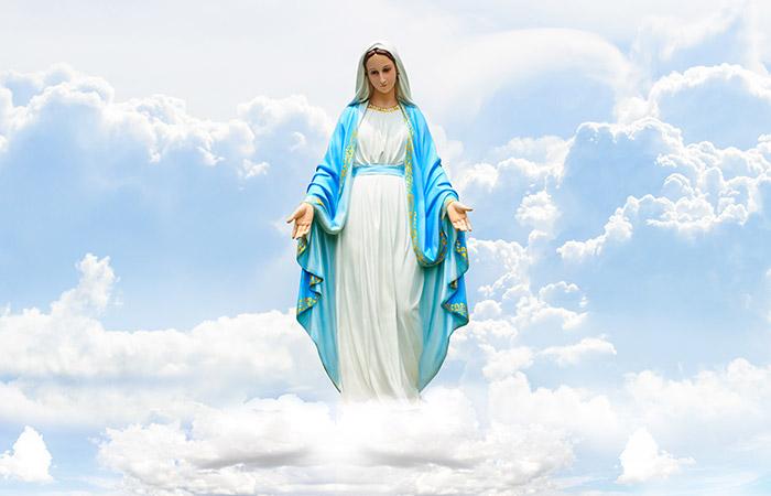 Oración a la Santísima Vírgen