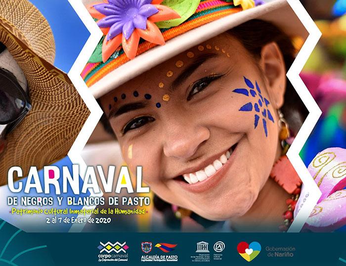 Carnaval de Negros y Blancos 2020