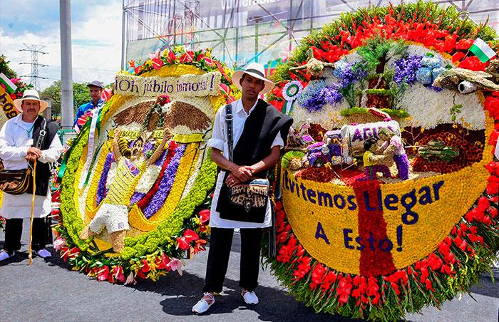 Feria De Las Flores Ferias Y Fiestas