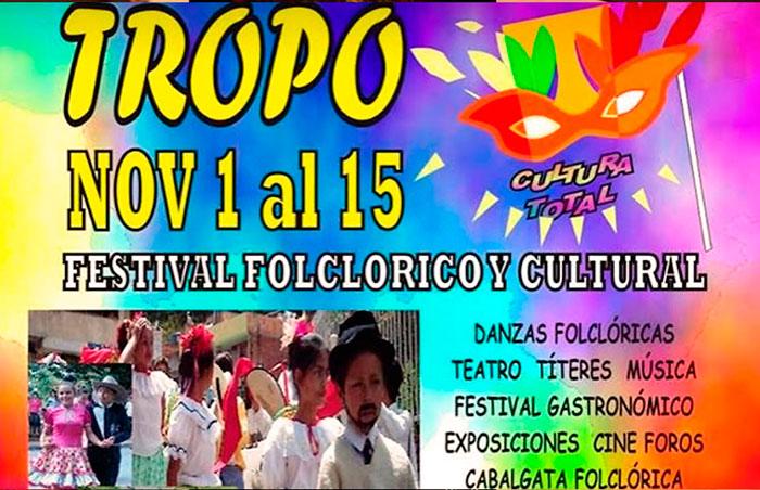 Festival Folclórico y Cultural de Santana Tropo