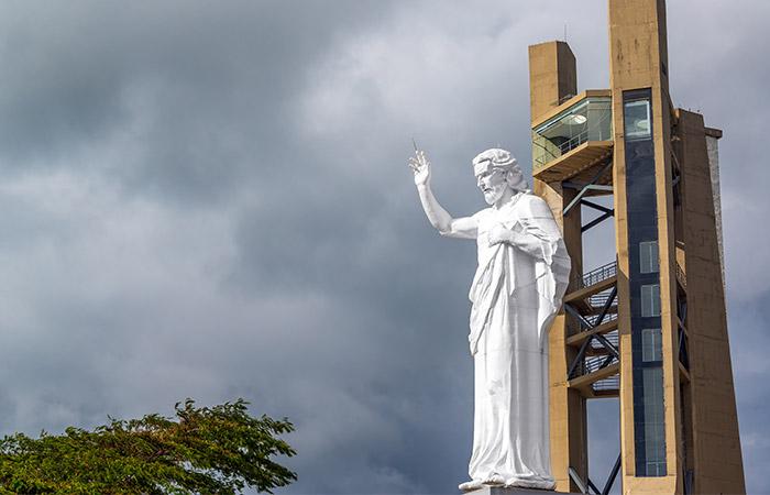 Estatura Jersucristoen Bucaramanga