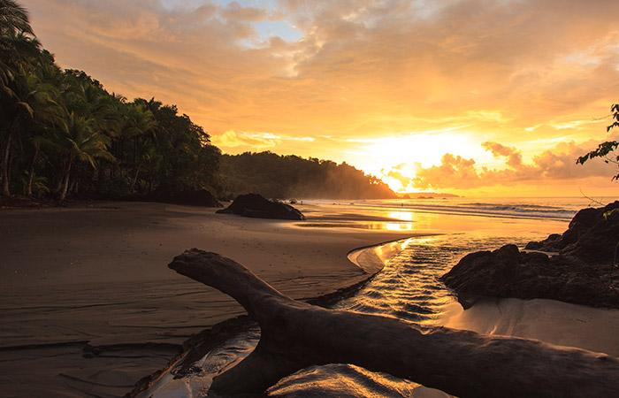 Playa de Nuquí Chocó